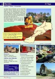 Marokko 31 Tage