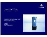 Zurich Professional