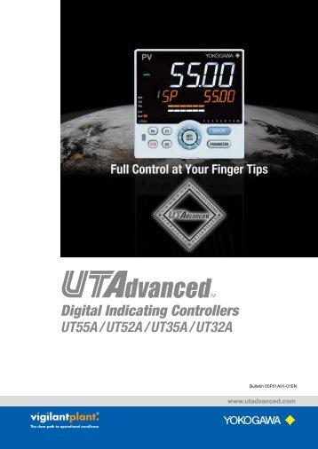 UT5xx Advanced PID Controller