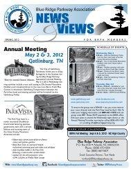 Annual Meeting May 2 & 3, 2012 Gatlinburg, TN