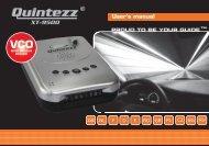 Quintezz XT-9500 Cover