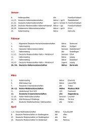 Download Termine - Eintracht Frankfurt e.V.