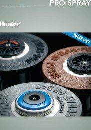 PRO-SPRAY - Hunter Industries