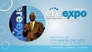 11th annual ErE Expo - ERE.net