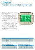 Inserate UnD spots werben mit überraschungseffekt - Swissporarena - Seite 4