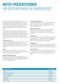 Inserate UnD spots werben mit überraschungseffekt - Swissporarena - Seite 5