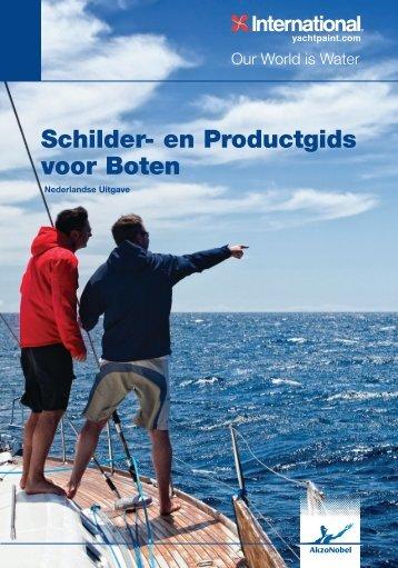 Schilder- en Productgids voor Boten - Yachtpaint.com