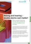 Combined visual-audible signaling devices - Automatech - Page 2