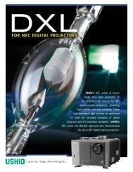 DXL FOR NEC DIGITAL CINEMAS - Kelonik