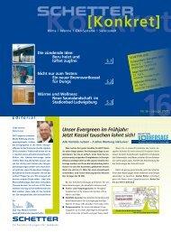 Nr. 16 - Januar 2007 [PDF] - Schetter GmbH
