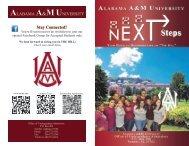 NextStepvckFinal - Alabama A&M University