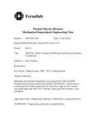 NOVA Document Database - Fermilab