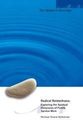 Radical Relatedness - The Muttart Foundation