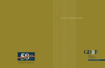 50 years of engineering excellence 50 years of engineering ...