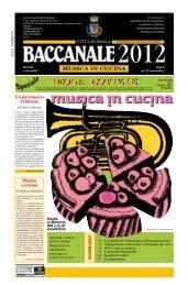 Scarica Imola Notizie Baccanale 2012
