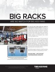 Why Your Service Center Needs a Big Ass Fan - Auto Inc. Magazine