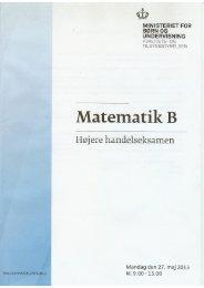 Maj 2013 - Forside for harremoes.dk
