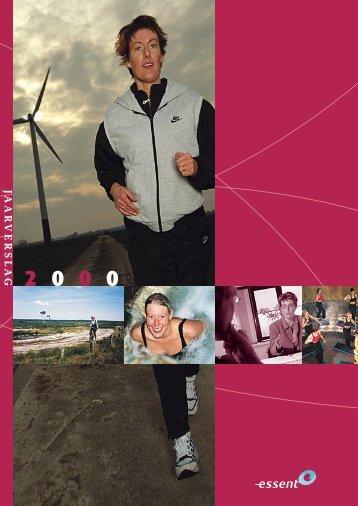 4020 Essent, Jaarverslag 2000 - AIAS