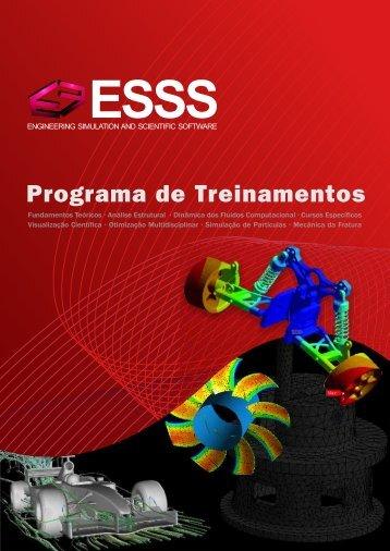 Programa de Treinamentos - ESSS