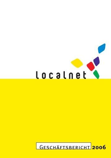 Geschäftsbericht 2006 (pdf) - Localnet AG