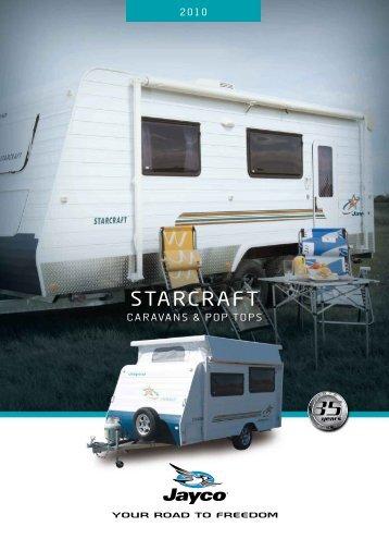 STARCRAFT - White Heather Caravans