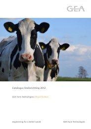 Catalogus Stalinrichting 2012 - GEA Farm Technologies