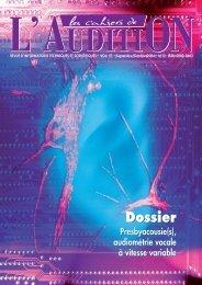 Télécharger le PDF complet N°5 Année 2004 - Collège National d ...