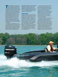 SOME SPECS - Ranger Boats