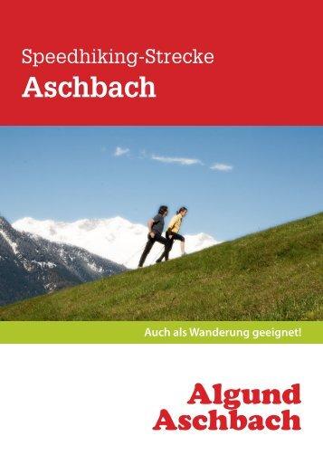 Algund Aschbach