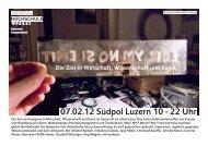 07.02.12 Südpol Luzern 10 - 22 Uhr - SARN