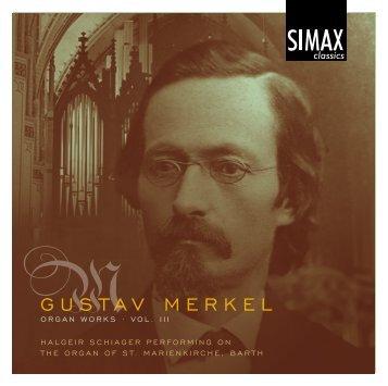 GUSTAV MERKEL - Grappa Musikkforlag
