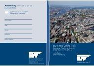BID & HID Symposium:Steuerung, Forschung und Projekte für die ...