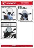 Trägersysteme - Kymco - Page 4