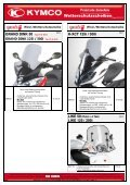 Trägersysteme - Kymco - Page 5