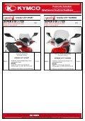 Trägersysteme - Kymco - Page 7