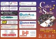 Programma della serata - Comune di Aldeno