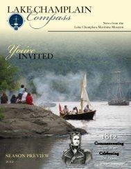 Spring/Summer 2012 - Lake Champlain Maritime Museum
