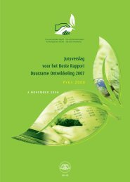 2008 - Award for Best Belgian Sustainability Report
