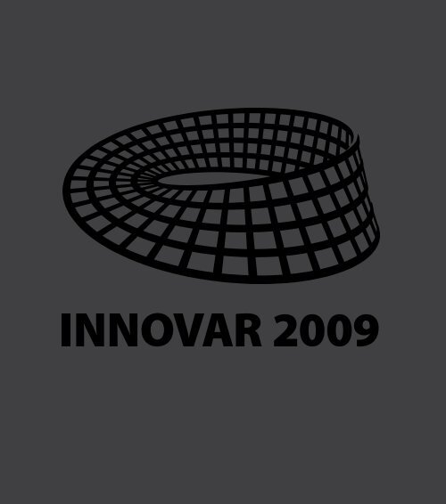 Catálogo Innovar 2009