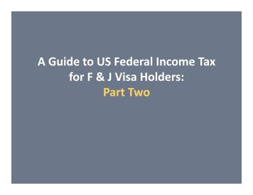 "US""Federal""Income""Tax"" - International Center - University of Michigan"