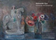 Aleksander Zyw Paintings and Drawings - The Scottish Gallery