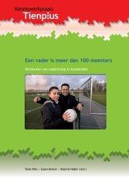 2935 Een vader is meer dan 100 meesters - Verwey-Jonker Instituut