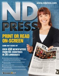 PRINT OR READ ON-SCREEN - NewspaperDirect Concierge Blog