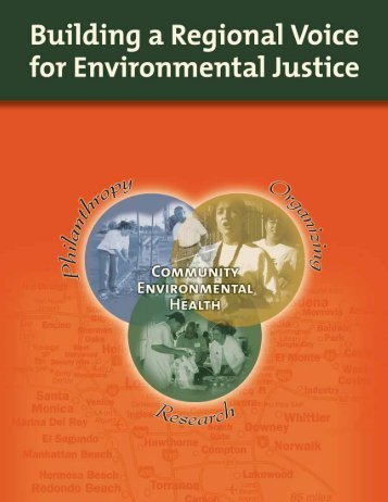 Building a Regional Voice for Environmental Justice - Communities ...