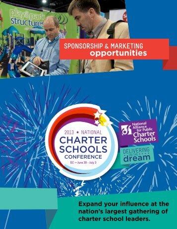 Sponsorship and Marketing Brochure