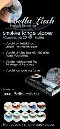 11290-9044 bella lash flyer maj - Nyt Smil