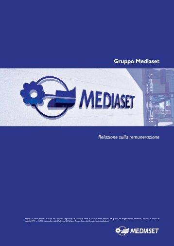 NOTA INTEGRATIVA - Mediaset.it