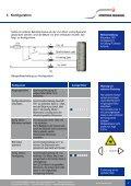 Montage und Bedienungsanleitung K-FS 4 - Pintsch Bamag - Seite 5