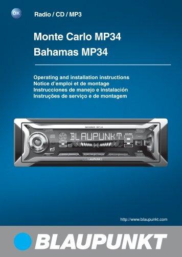 Monte Carlo MP34 Bahamas MP34
