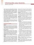 Volume 31 - Colégio Brasileiro de Cirurgia Digestiva - Page 7